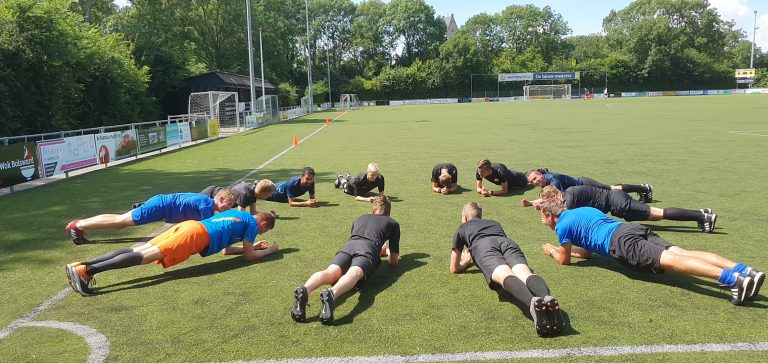 Zomertraining Bolsward